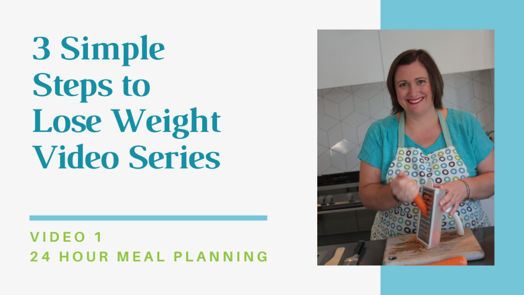 3 Simple Steps to Lose Weight